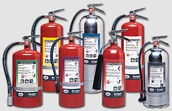 Fire Extinguishers - AAA Security Inc.